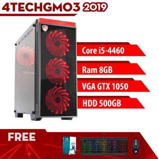 Máy tính đồng bộ PC Gaming 4TechGM03 2019 cấu hình khủng, case Desktop để bàn chiến Games Offline, Online(Đánh nhau, sinh tồn, vui nhộn) chuyên nghiệp Game Fifa, Đua xe dua xe, Minecraft, audition cả ngày không bị đơ, cài đặt Miễn Phí. thumbnail