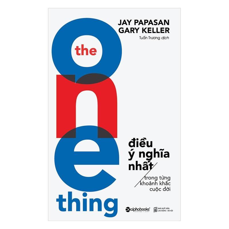 Trong The one thing- Điều ý nghĩa nhất trong từng khoảnh khắc cuộc đời