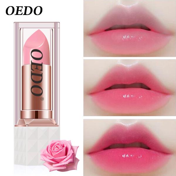 OEDO Rose Peptide Son dưỡng môi cho nữ chống nứt nẻ giúp căng bóng đôi môi gợi cảm giá tốt - INTL cao cấp