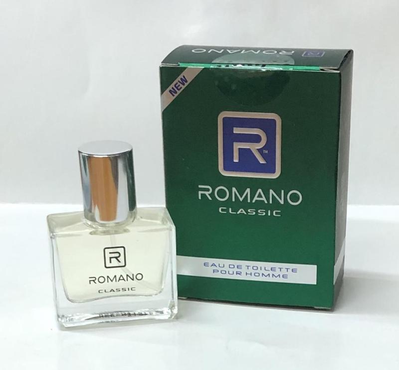 Nước Hoa Nam Romano Classic 15ml
