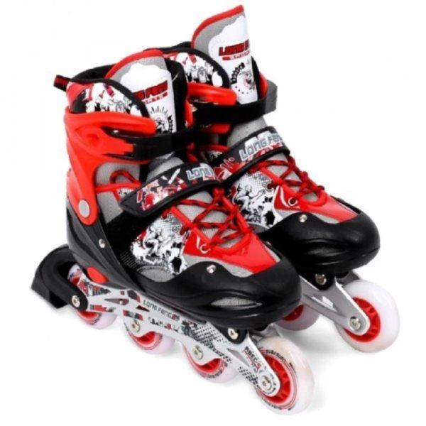 Giày Patin Long Feng 906 - Đỏ - Đủ Size thể thao 360 Nhật Bản