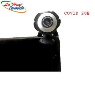 Webcam Covid 20B 1080P Fullhd Có Mic thumbnail