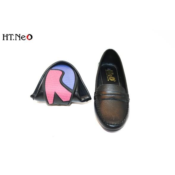 Giày Bệt Nữ Da Bò Cực Mềm Dễ Đi Thông Dụng Với Mọi Địa Hình (Nu26-Nd) giá rẻ