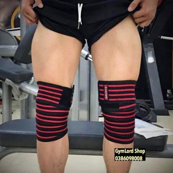 Bảng giá Quấn gối bảo vệ đầu gối khi tập gym, hỗ trợ nâng tạ nặng (1 ĐÔI)