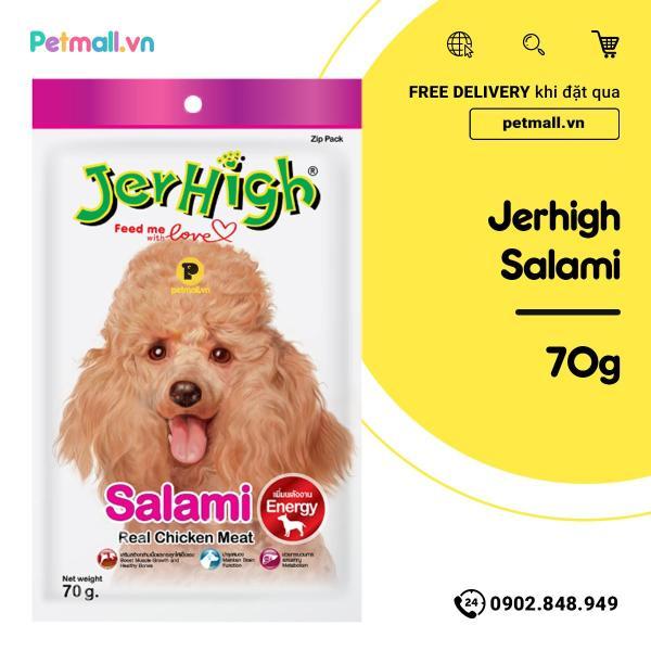 Snack Jerhigh Salami 70g