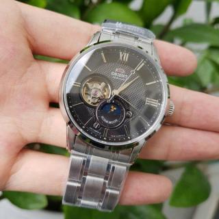 Đồng hồ nam Orient Sun and Moon 4 RA-AS0002B00B thumbnail