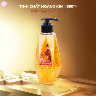 Sữa tắm Hoàng Kim Nano Avatar 350ml - Loại bỏ hắc tố cho làn da sáng đều màu (thích hợp cho cả gia đình) thumbnail