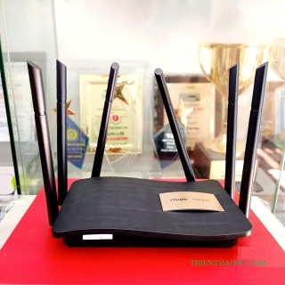 Bộ Phát WiFi Không Dây Router Ruijie EW1200G Pro Băng Tần Kép Chuẩn AC1300Mbps lan Gigabit thumbnail