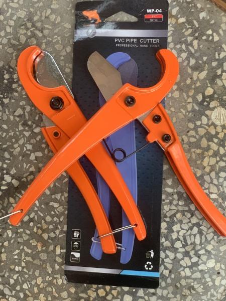 COMBO 2 Kéo cắt ống,kéo cắt ống nhựa Pvc cao cấp