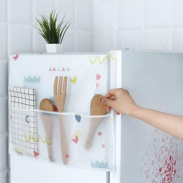 Tấm phủ tủ lạnh chống thấm, phủ tủ lạnh chống bụi Huy Tuấn