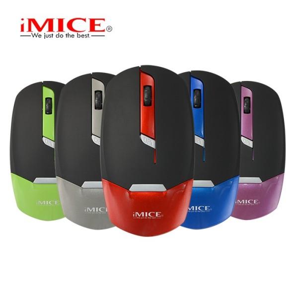 Bảng giá [HCM]Mouse không dây IMICE E2330 Chính hãng (Click không kêu) Phong Vũ