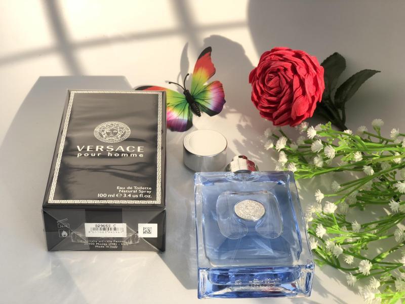 Nước hoa nam Versace Pour Homme Eau de Toilette 100ml