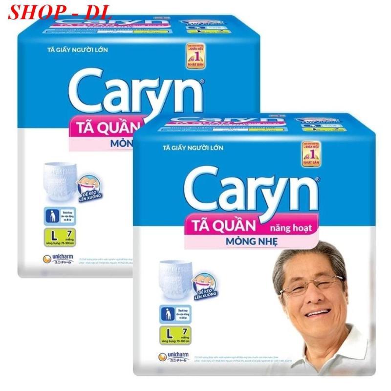 Tả quần người lớn Caryn  L7 (loại mỏng nhẹ) cao cấp