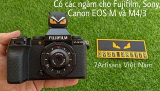 (CÓ SẴN) Ống kính 7Artisans 18mm F6.3 Siêu rộng Siêu nhỏ gọn - Pancake Lens for Fujifilm, Sony, Canon EOS M và M4 3 thumbnail