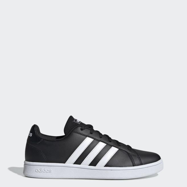 adidas TENNIS Giày Grand Court Base Nữ Màu đen EE7482 giá rẻ