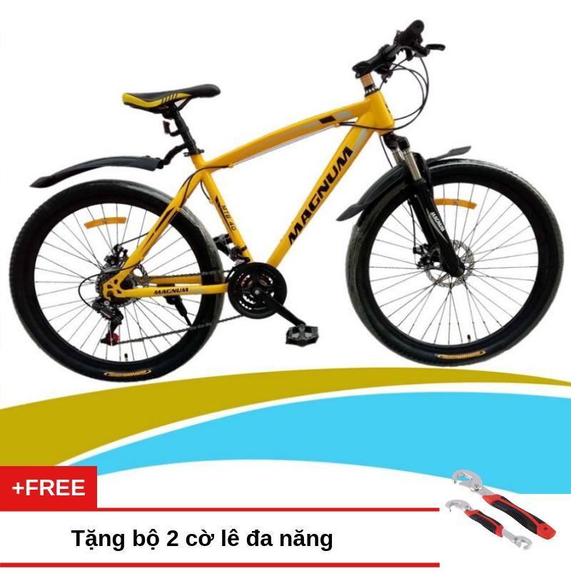 Mua Xe đạp thể thao MK Model MTB-P040 + Tặng bộ cờ lê đa năng