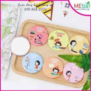 Gương mini dễ thương Hàn Quốc thumbnail