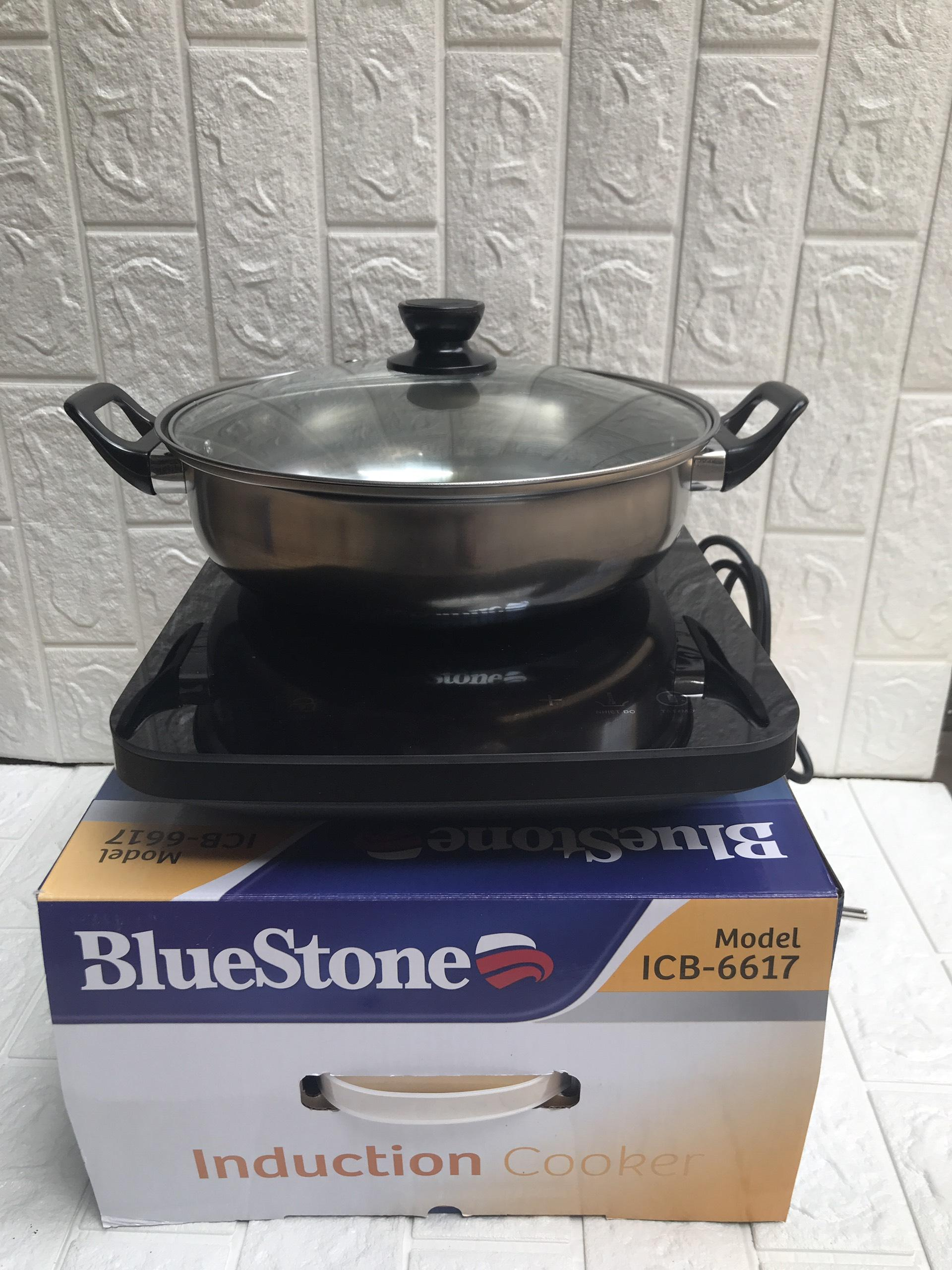 Bếp từ Bluestone ICB6617 tặng kèm nồi lẩu