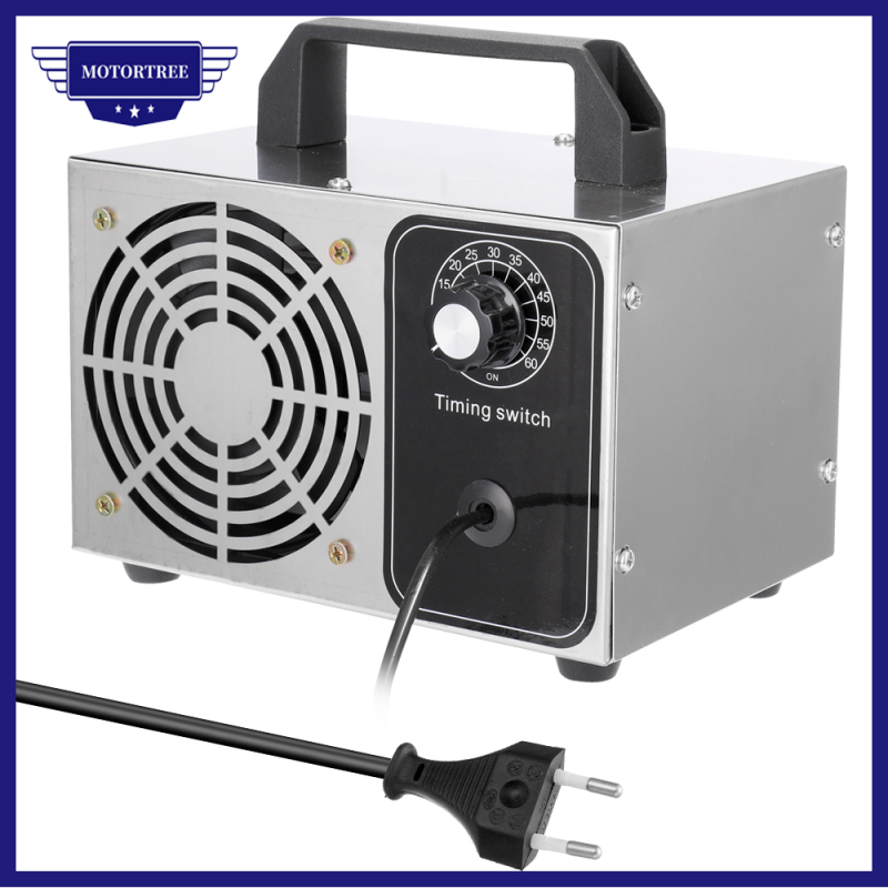220V Portable Ozone 32g/h Generator Machine Air Filter Purifier For Home Car Formaldehyde