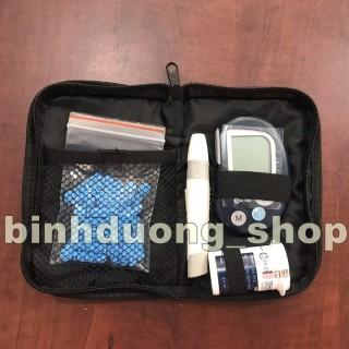 Trọn bộ Máy đo đường huyết Clever chek tặng kèm 25 que thử tiểu đường và 25 kim chích máu thumbnail