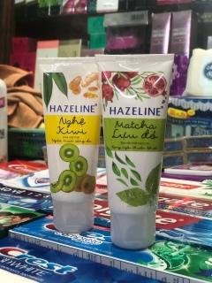 Sửa rửa mặt Hazeline nghệ- matcha ngừa mụn sáng da thumbnail