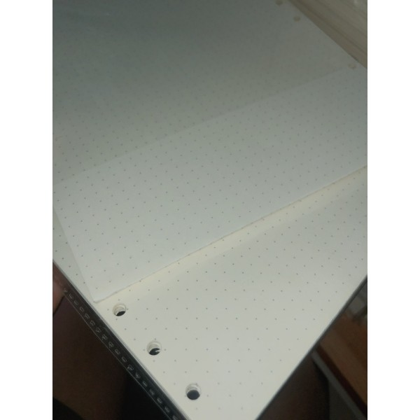 Mua Ruột sổ còng refill 80gsm B5 9 lỗ DecorMe 60 tờ (120 trang)