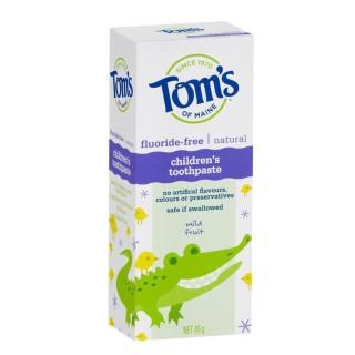 Kem Đa nh Ra ng cho bé 6Y++ Organic Số 1 Tại Úc TOM s thumbnail