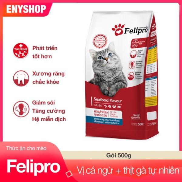 1 kg Hạt felipro cho mèo túi CHIẾT LẺ từ bao 8kg hàng chính hãng Cty TT