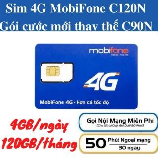 Sim 4G Mobifone trọn gói không nạp tiền thumbnail