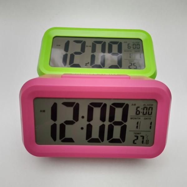 Nơi bán Đồng hồ báo thức có cảm biến hiển thị nhiệt độ môi trường