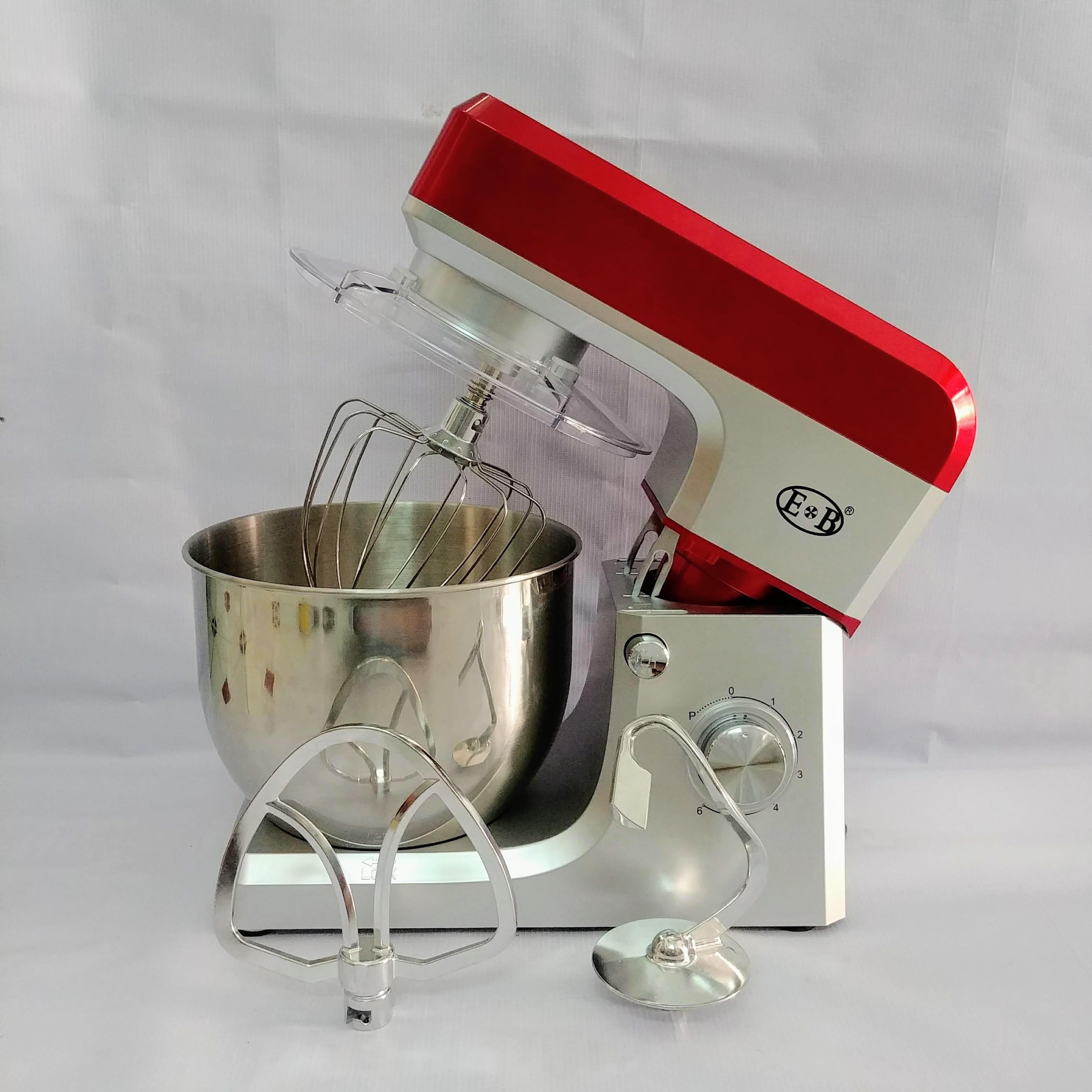 Máy đánh trứng, trộn bột công nghiệp EB1701 công suất 1500W, dung tích bồn 7 lit