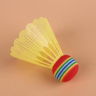 Cầu lông nhựa ống 8 quả (Màu như hình) thumbnail