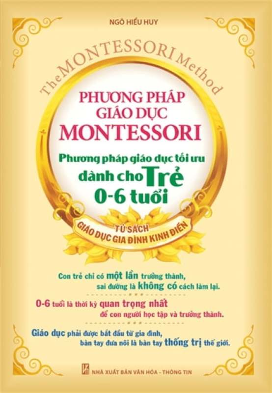 Fahasa - Phương Pháp Giáo Dục Montessori