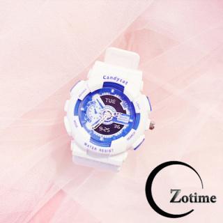 Đồng hồ nam nữ thể thao thông minh đẹp kim giả điện tử ZO16 thumbnail