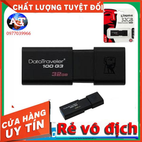Bảng giá USB Kingston DataTraveler 100 G3 16GB VÀ 32G USB 3.0 Phong Vũ