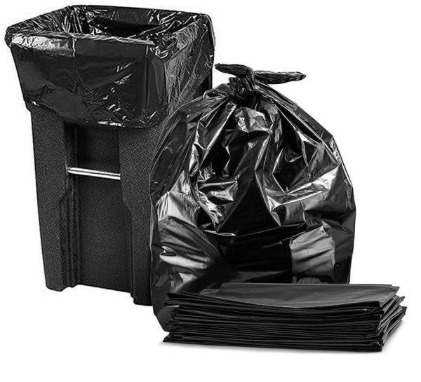 Túi Nilon Đen Bịch 1kg Gói hàng Đựng rác