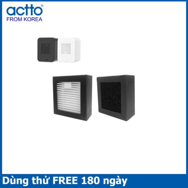 Bảng giá Bộ lọc thay thế máy lọc không khí USB tiêu chuẩn lọc Air Purifer Actto ACL-05F Điện máy Pico