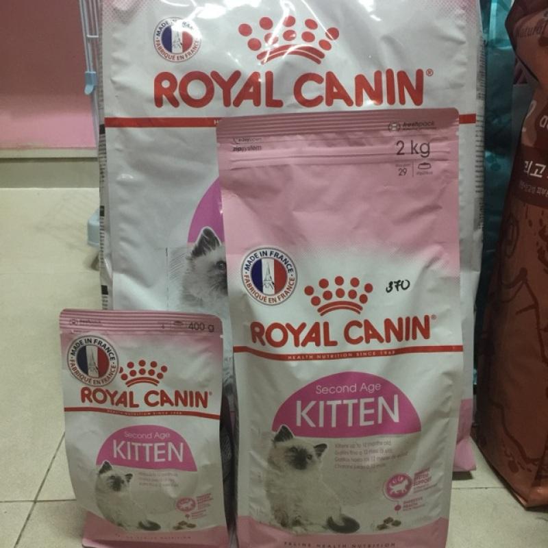 500gr thức ăn cho mèo con Royal canin kitten ( túi chiết), chất lượng đảm bảo an toàn đến sức khỏe người sử dụng, cam kết hàng đúng mô tả