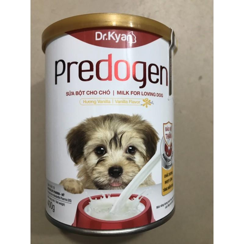 Sữa bột cho chó [Lon 400gr](Gói 110 gr)