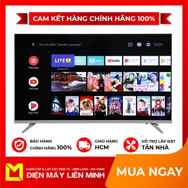 Bảng giá TRẢ GÓP 0% - Android Tivi Skyworth 43 inch 43E6, Full HD, Hệ điều hành, giao diện:Android 8.0,  khác:Trợ lý ảo Google Assistant,Tìm kiếm bằng giọng nói (có hỗ trợ tiếng Việt)