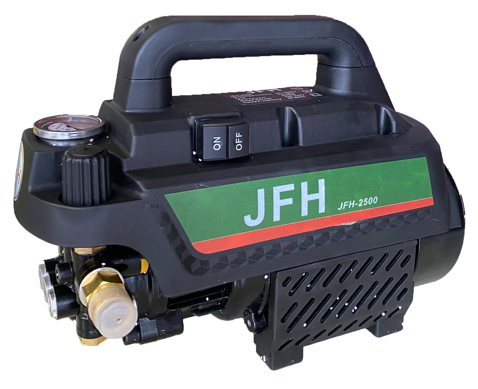 Máy rửa xe áp lực cao JFH có chỉnh áp 2500W