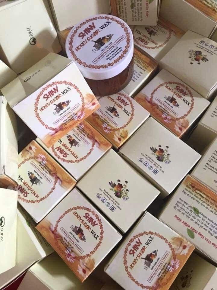 Sáp Wax Lông Mật Ong Handmade Giá Sốc Không Thể Bỏ Qua
