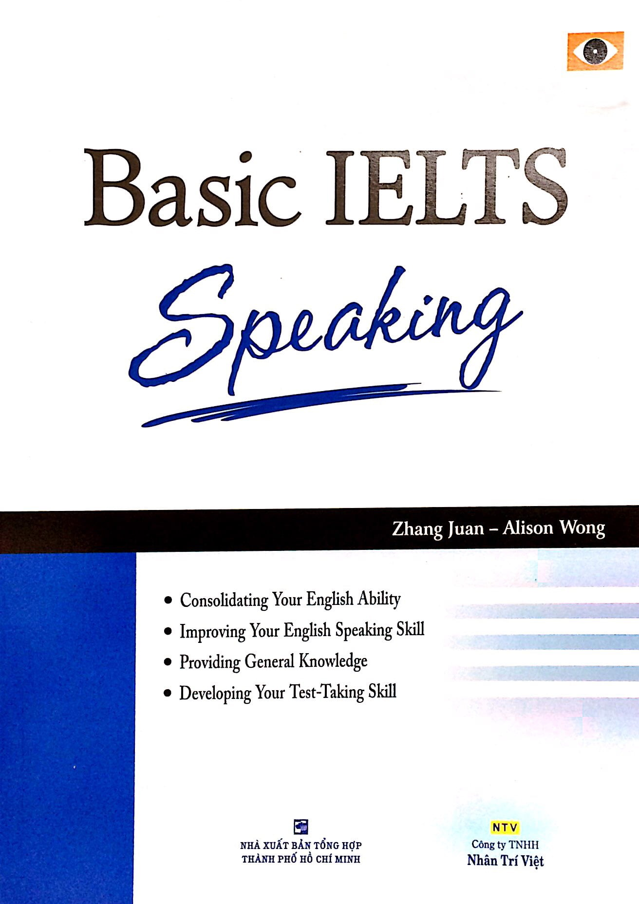 Fahasa - Basic IELTS Speaking (+CD)