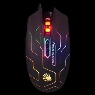 Chuột Gaming A4Tech Bloody Q80 Neon 3200 DPI - Hàng Chính Hãng thumbnail