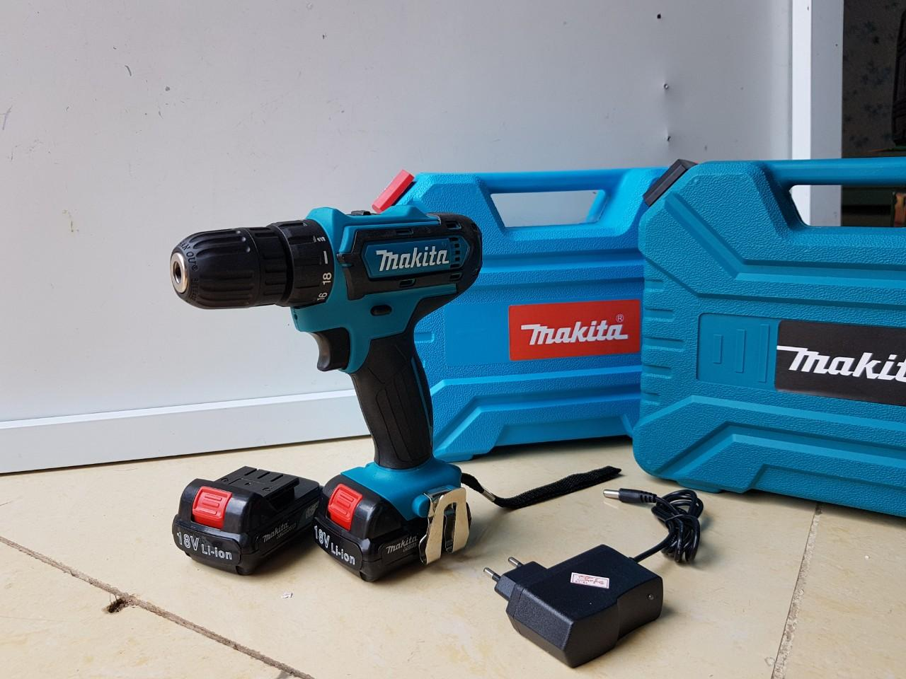 khoan pin makita 18v(2 pin)