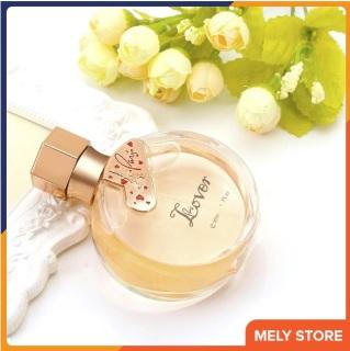Nước hoa nữ cao cấp chính hãng Paris Lovers hương thơm hoa trái mùa hè từ nước Pháp, mùi hương dịu nhẹ, ngọt ngào, thơm lâu quyến rũ, mùi kẹo, dạng xịt, nhỏ gọn bỏ túi được, nước hoa nữ mini giá rẻ 50m Melystore MP007 thumbnail