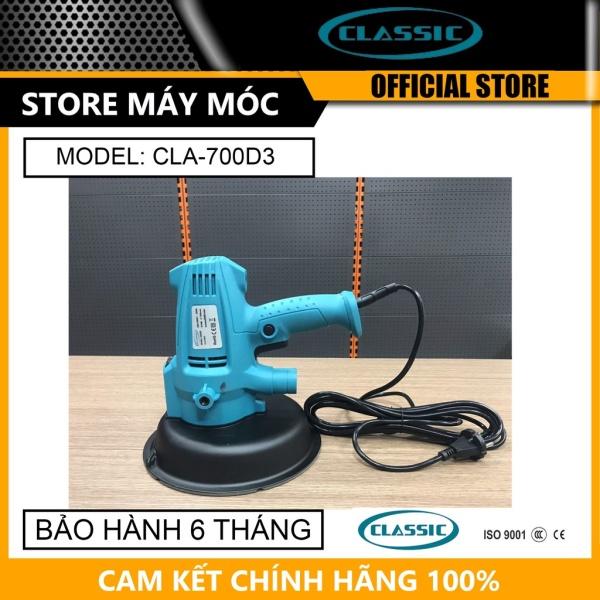 Máy Chà Nhám Tường CLASSIC CLA-700D3 180mm - HÀNG CHÍNH HÃNG