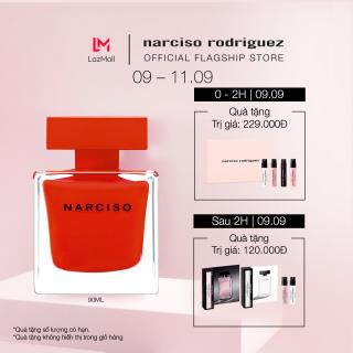 Nước hoa nữ Narciso Rodriguez Narciso Eau De Parfum Rouge 90ml thumbnail