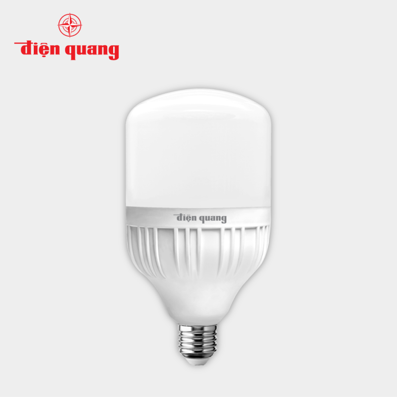 Đèn LED bulb công suất lớn Điện Quang ĐQ LEDBU12 20W, bầu kín