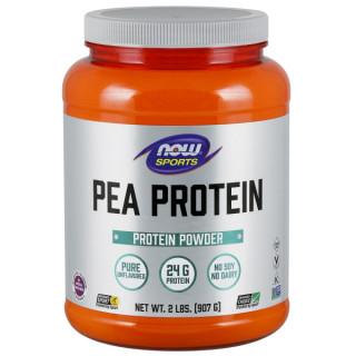 Pea Protein, Pure Unflavored Powder Protein đậu Hà Lan - Bổ sung 24g Protein chiết xuất từ đậu Hà Lan là nguồn đạm lý tưởng cho người luyện tập thể thao có chế độ ăn chay hoặc dị ứng với sữa (Lactose) (907 gram) thumbnail